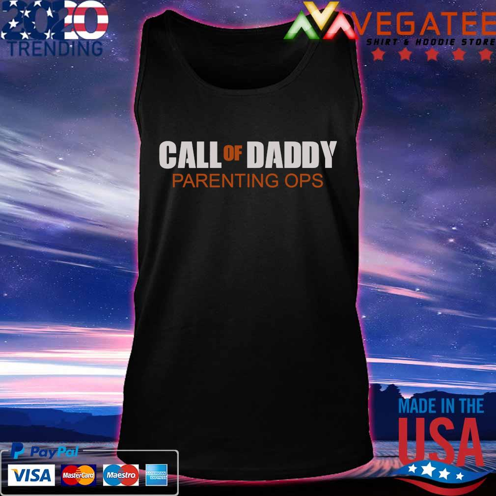 Call of Daddy Parenting ops s Tanktop