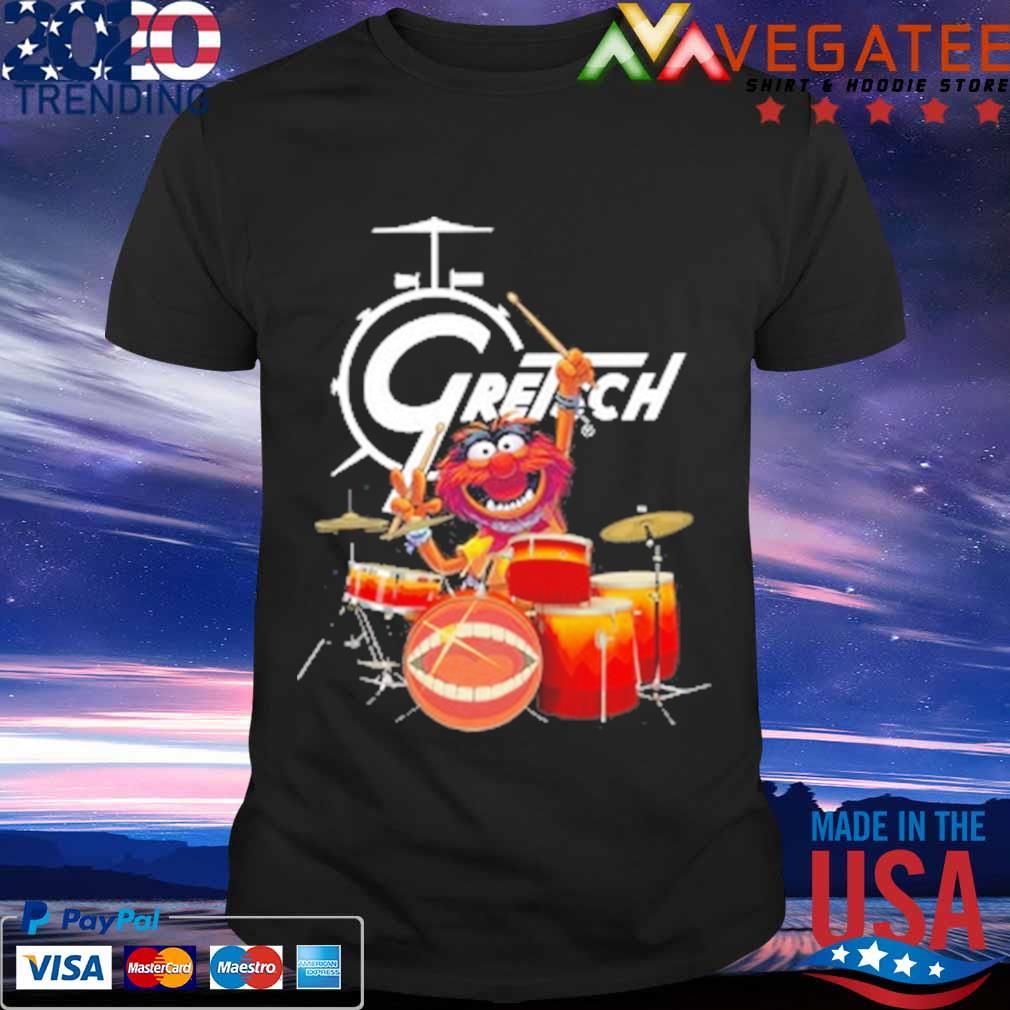 Muppet Drum Gretsch Shirt