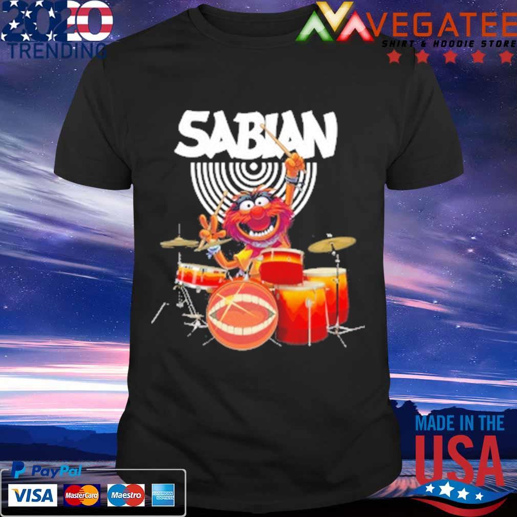Muppet Drum Sabian Shirt