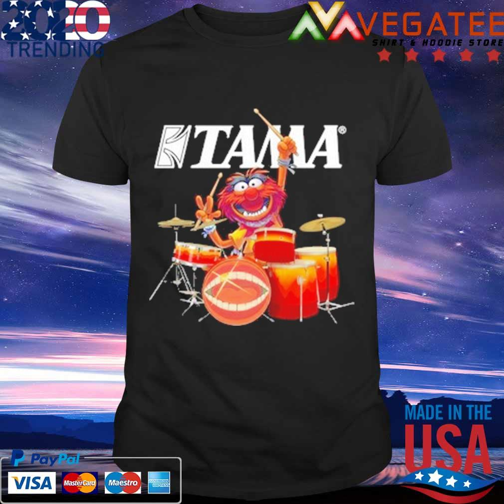 Muppet Drum Tama Shirt