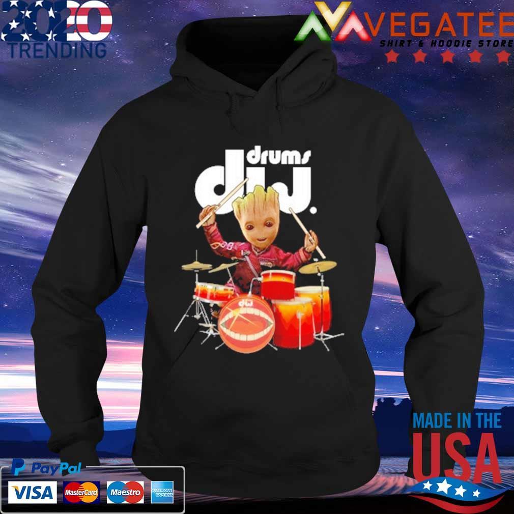 Muppet Drums Jij Shirt Hoodie