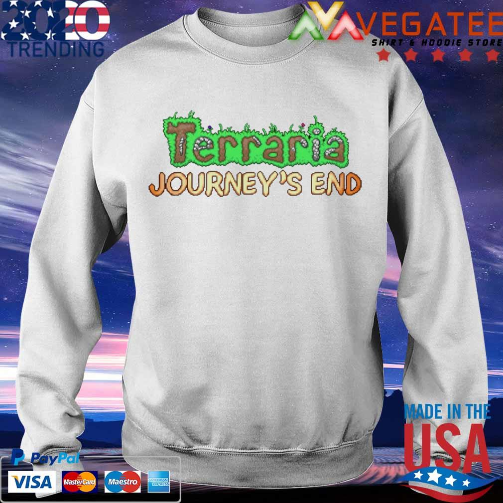 Terraria Journey's end s Sweatshirt