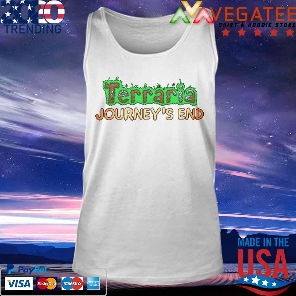 Terraria Journey's end s Tank top