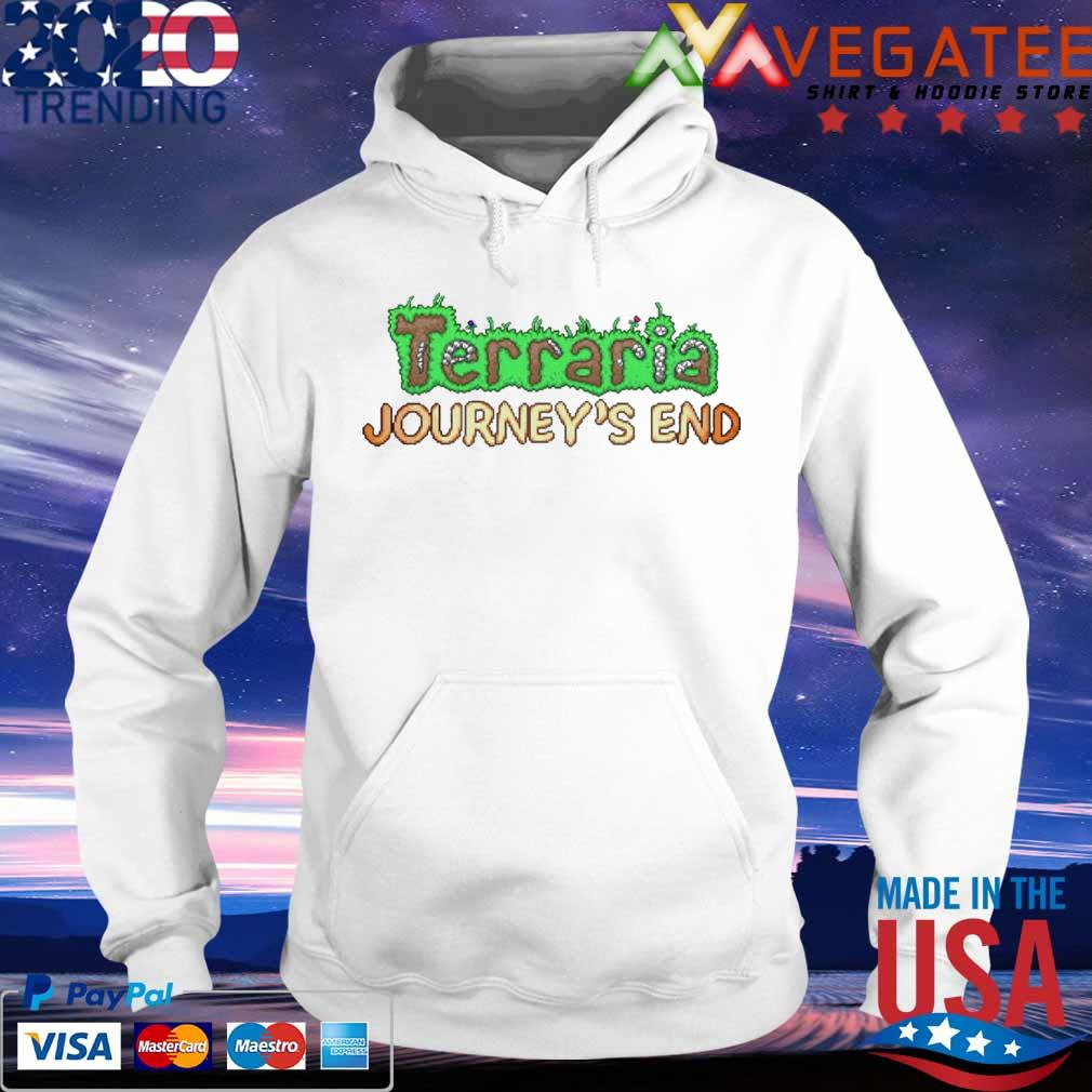 Terraria Journey's end s hoodie