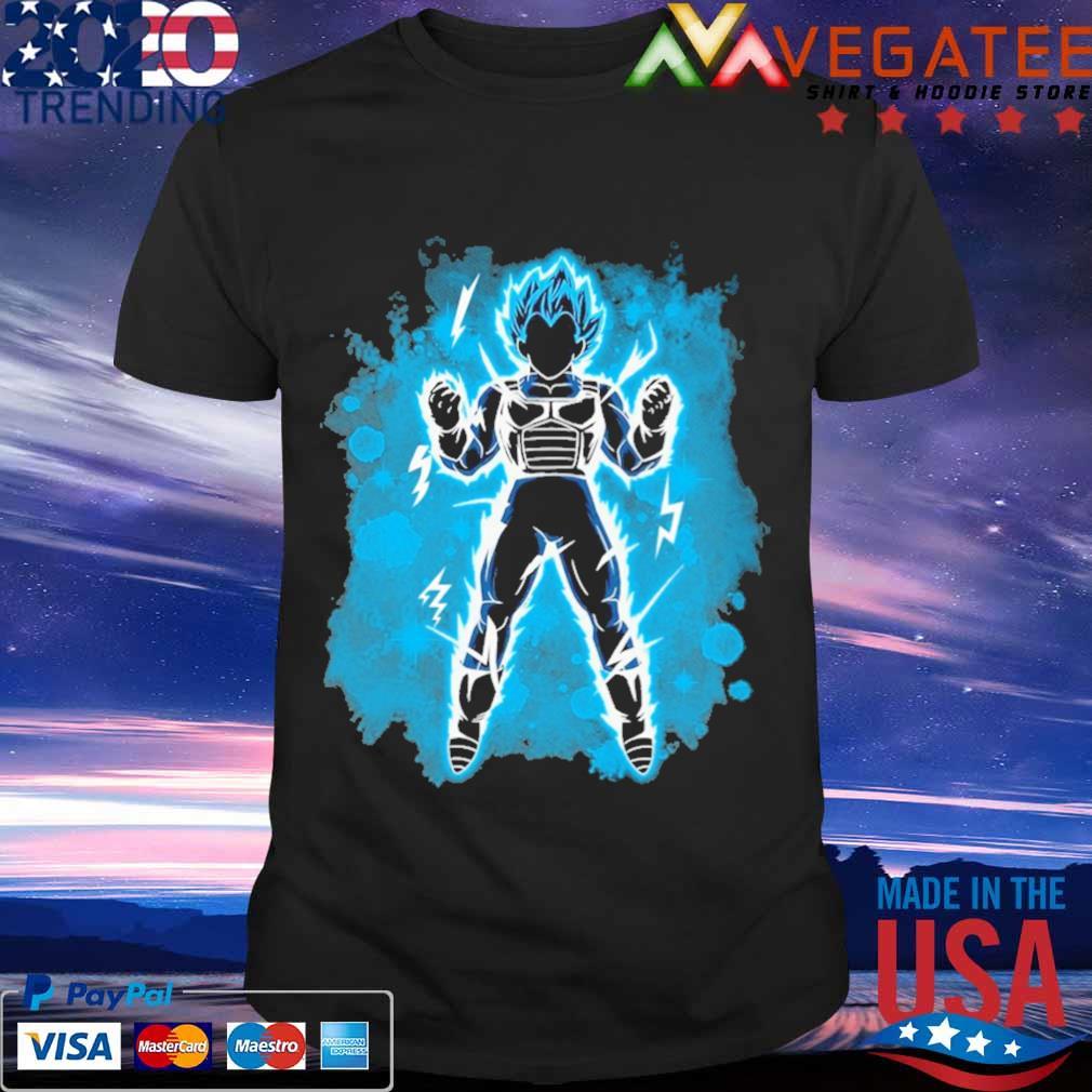 Vegeta Dragon Ball Super shirt