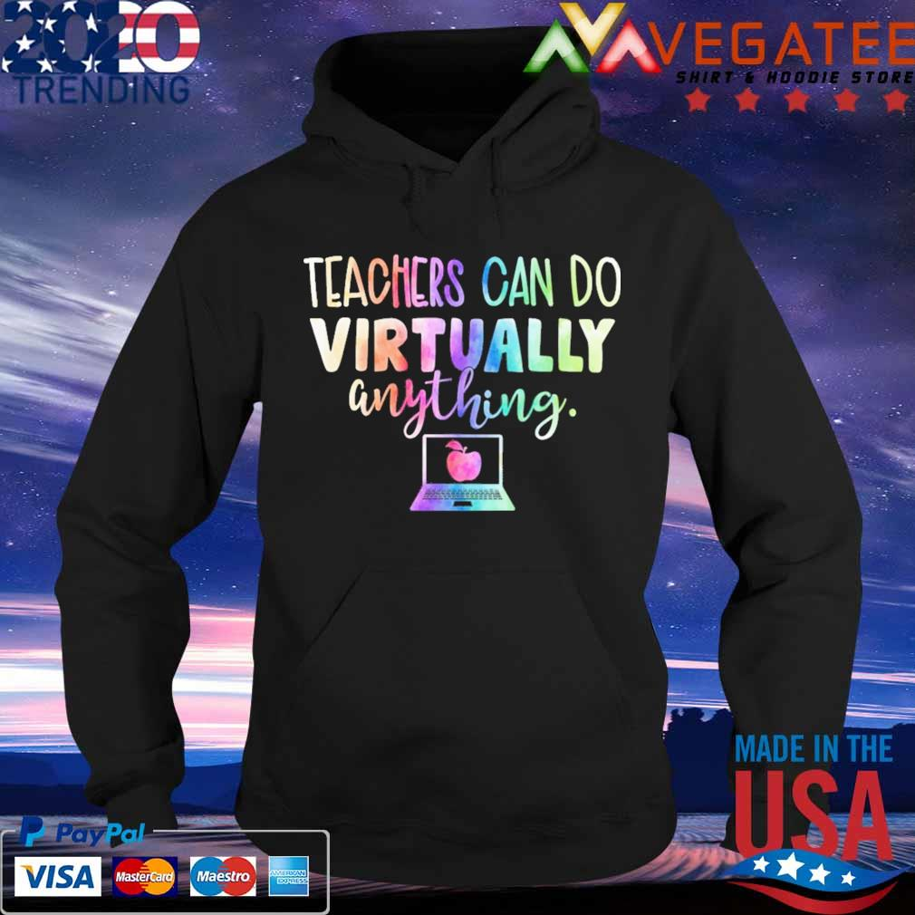 Teachers can do Virtually anything computer s Hoodie