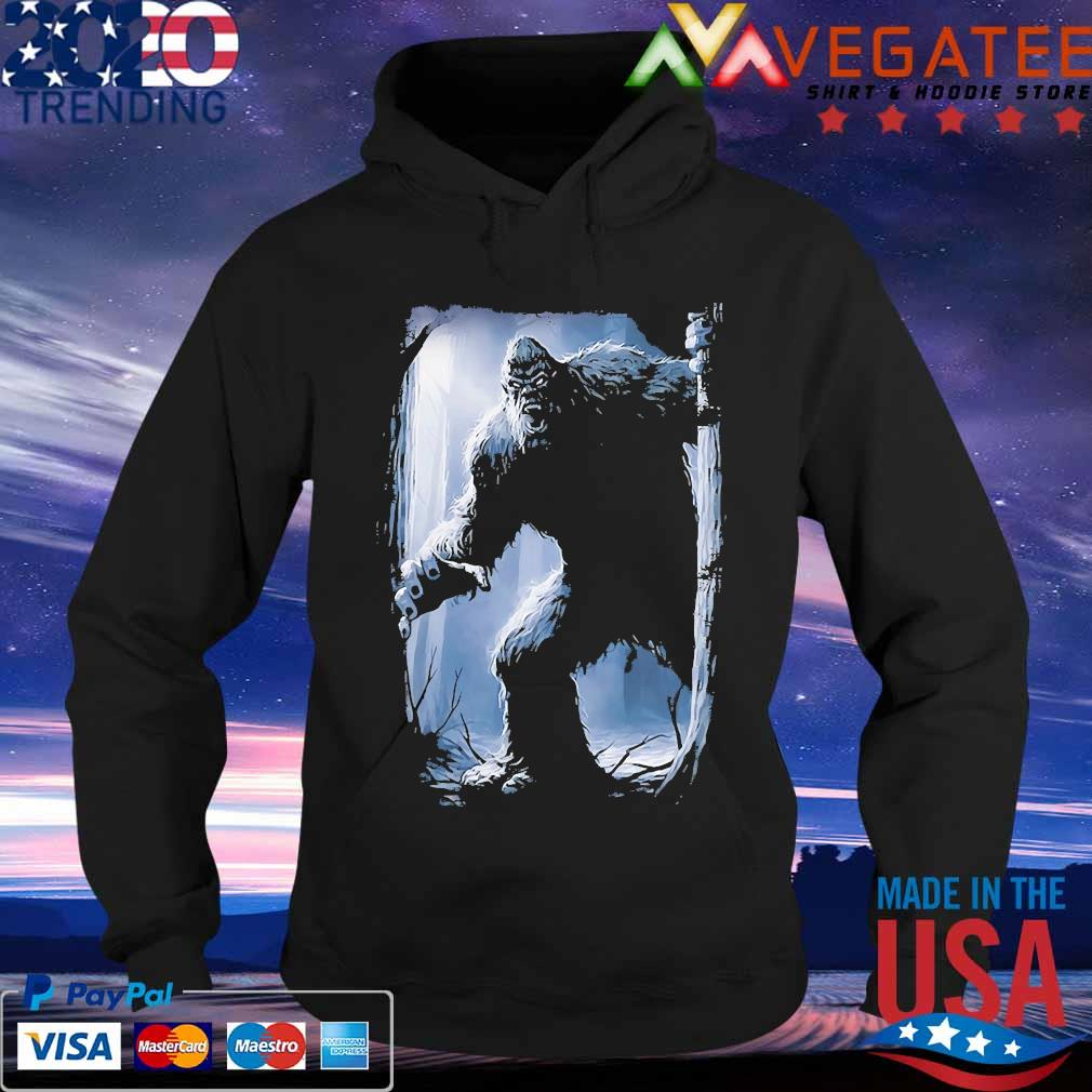 The Mountain Bigfoot s Hoodie