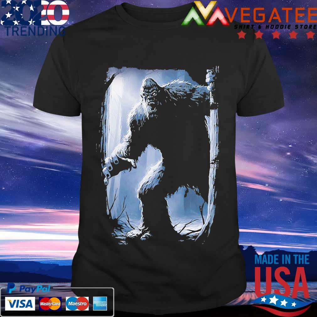 The Mountain Bigfoot shirt