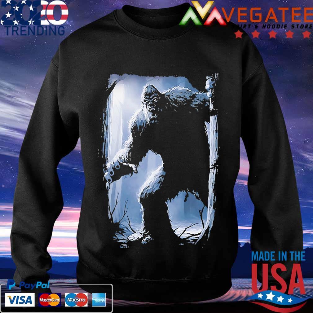 The Mountain Bigfoot s Sweatshirt