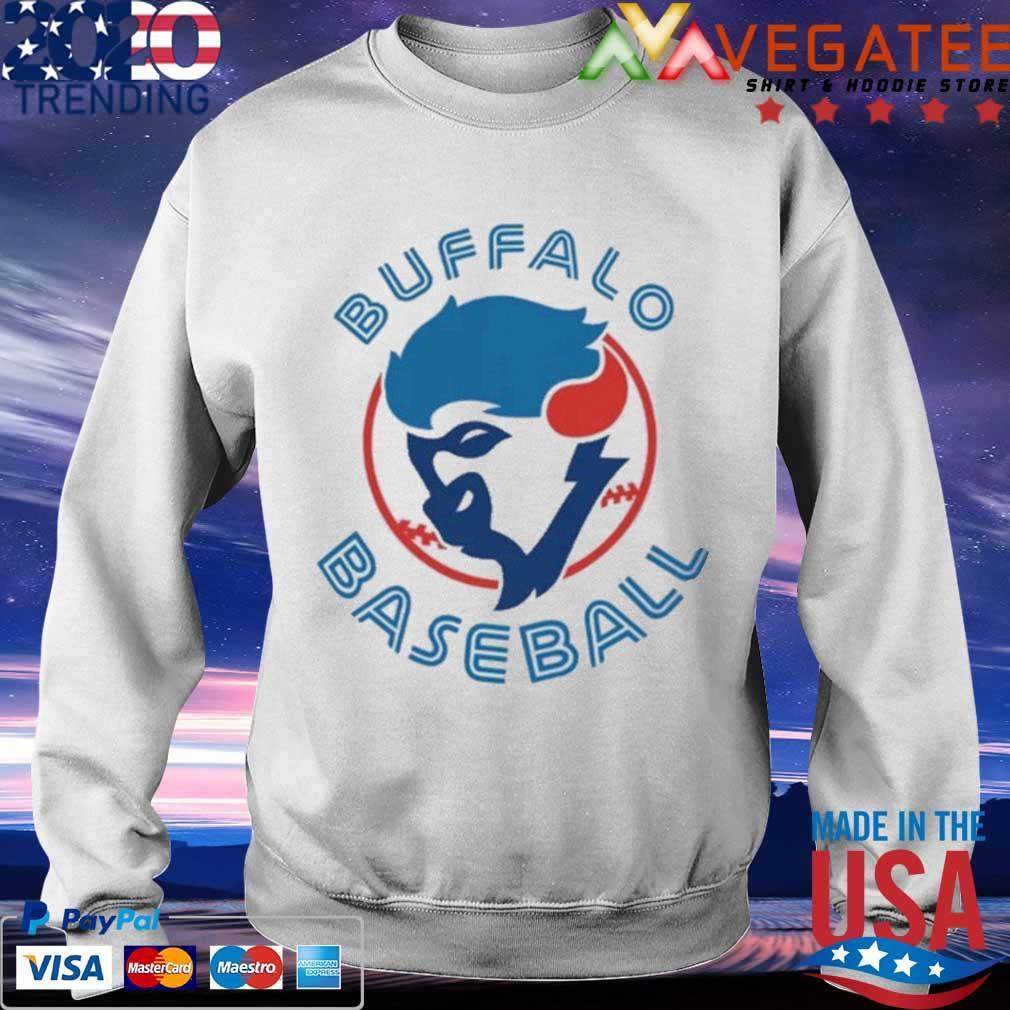 Buffalo baseball logo s Sweatshirt