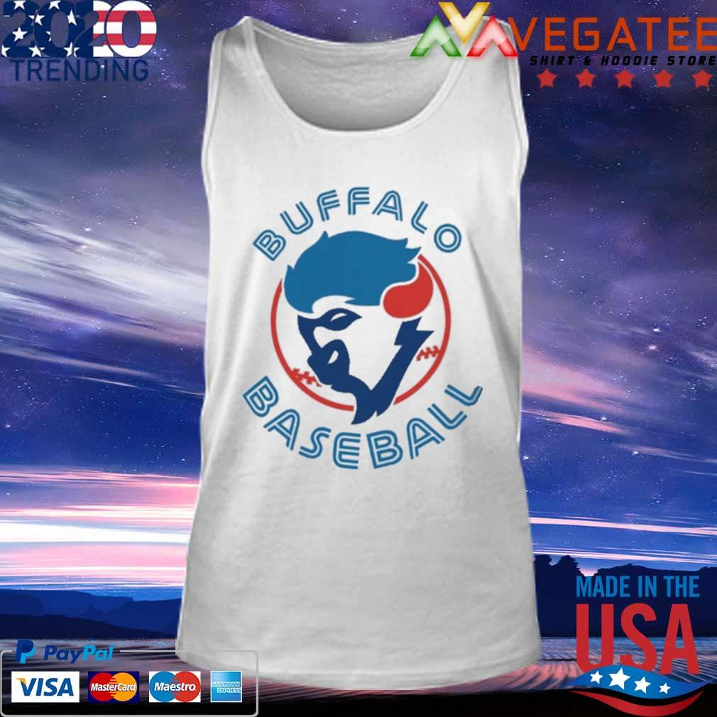 Buffalo baseball logo s Tank top