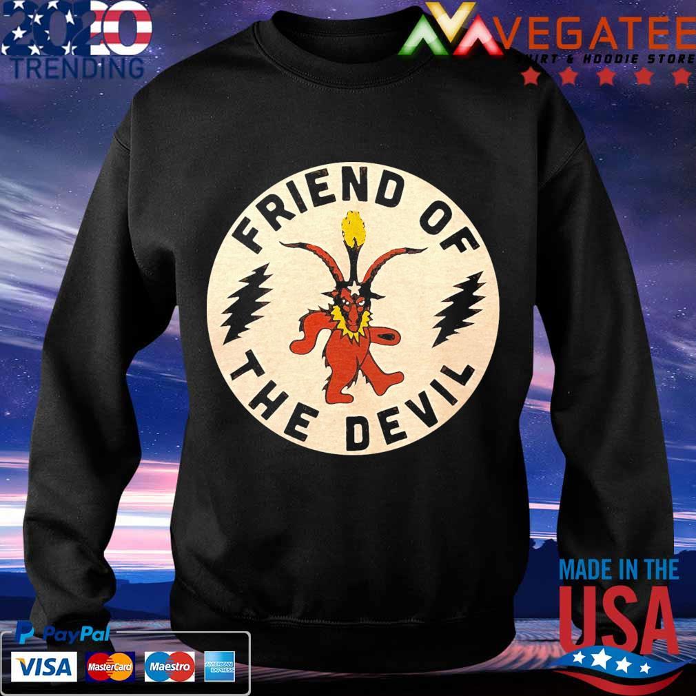 Grateful Dead Friend Of The Devil s Sweatshirt