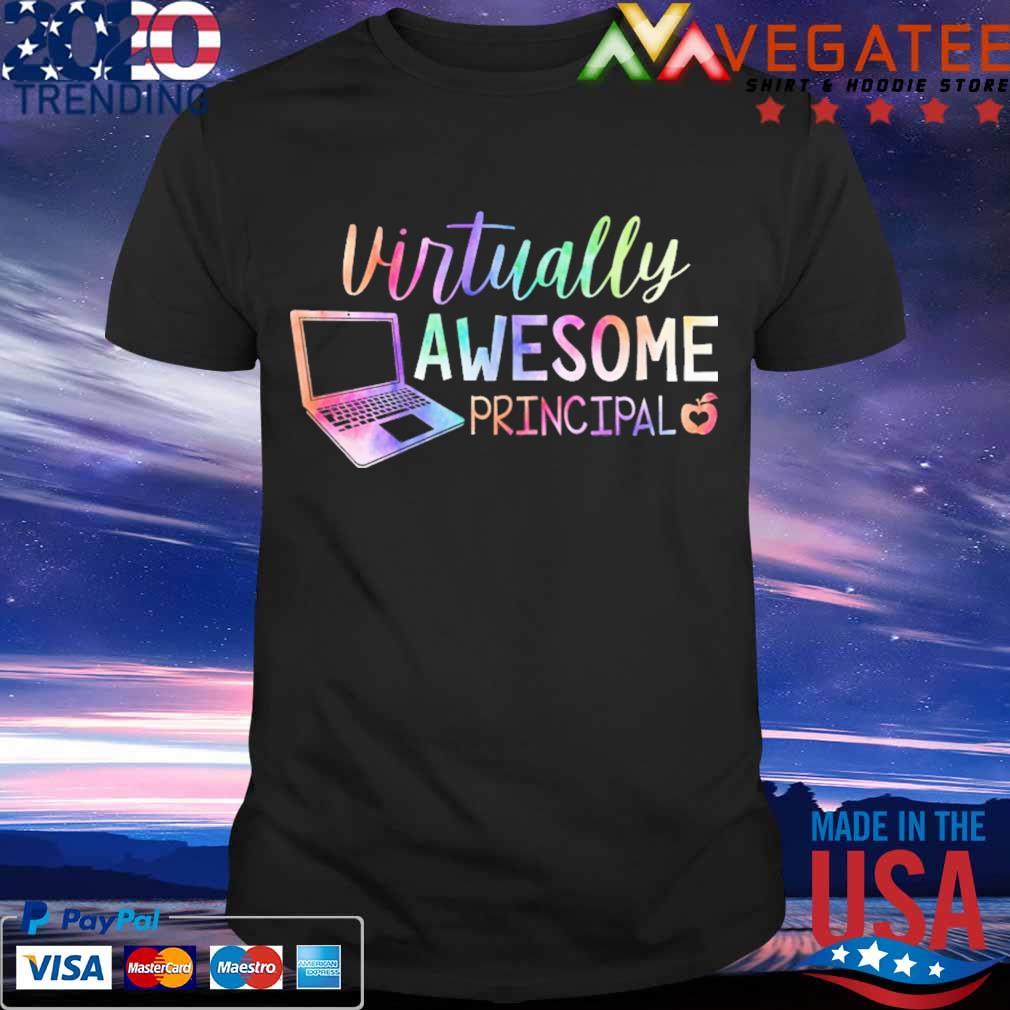 Virtually Awesome Principal shirt