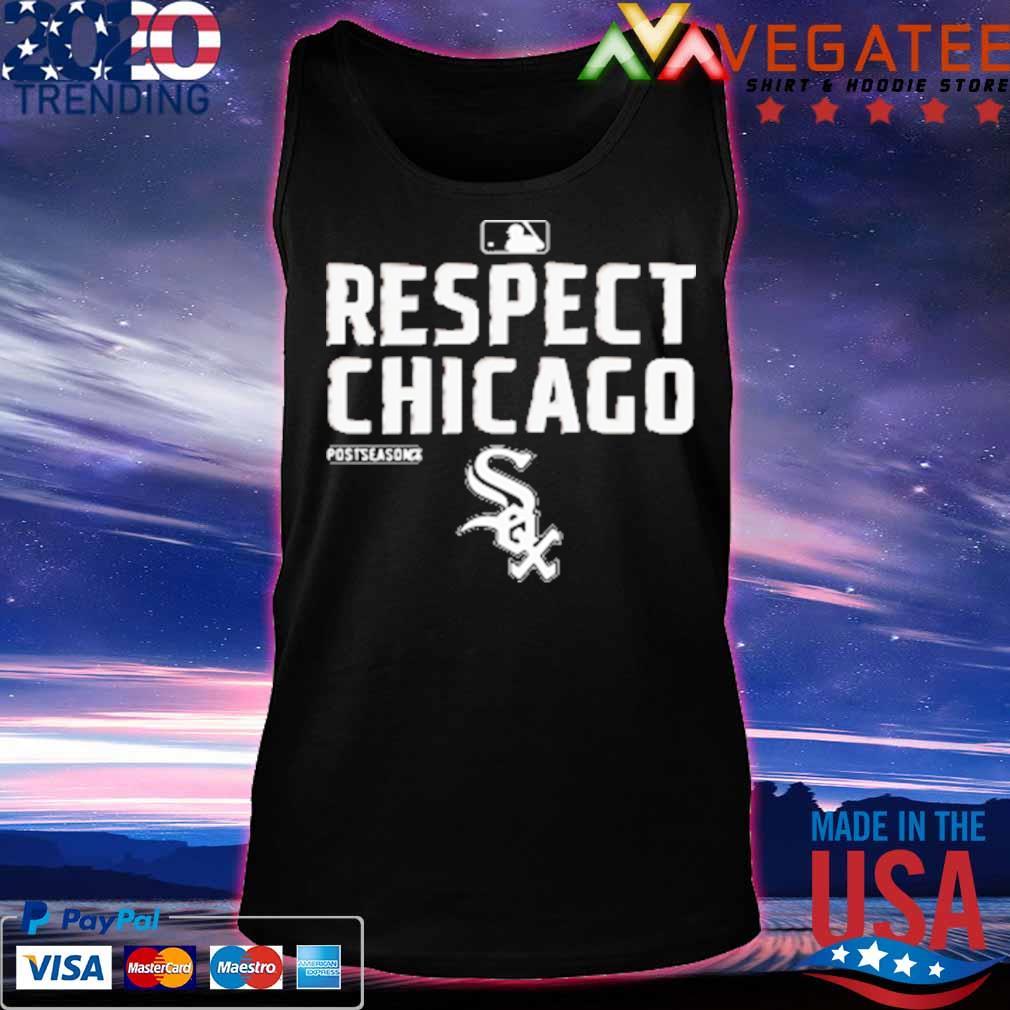 Chicago White Sox Respect postseason 2020 MBL s Tanktop