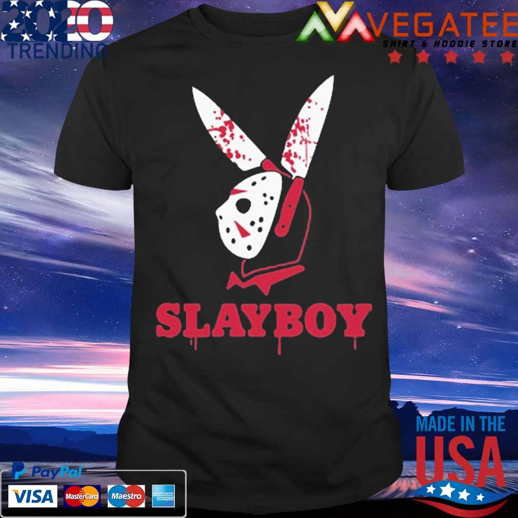 Jason Voorhees Slayboy Halloween shirt