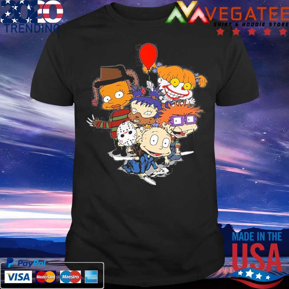 Rugrats Tv Show Horror Characters