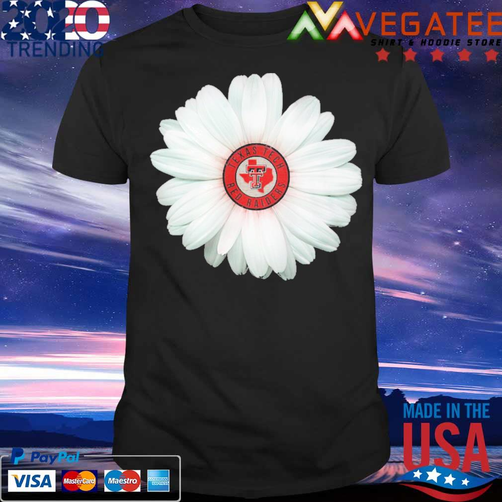 Texas Tech Red Raiders Sunflower shirt