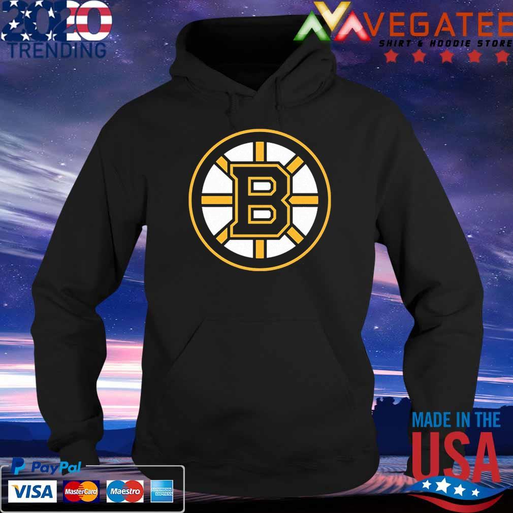 Boston Bruins logo s Hoodie