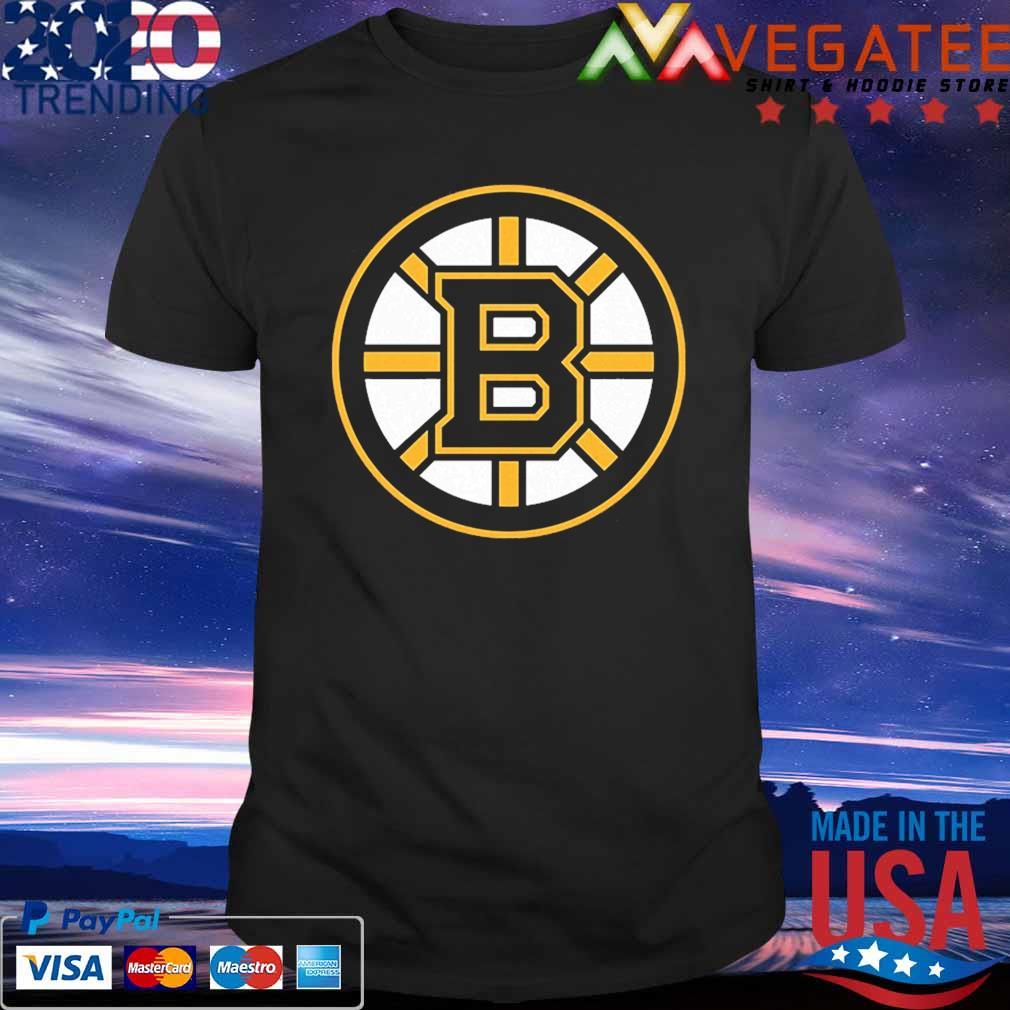 Boston Bruins logo shirt