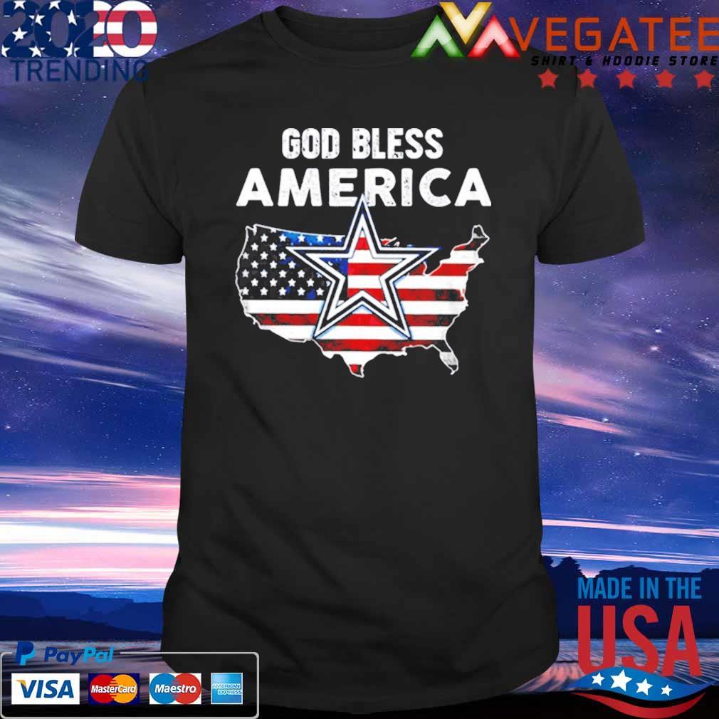 God Save America Tee shirt