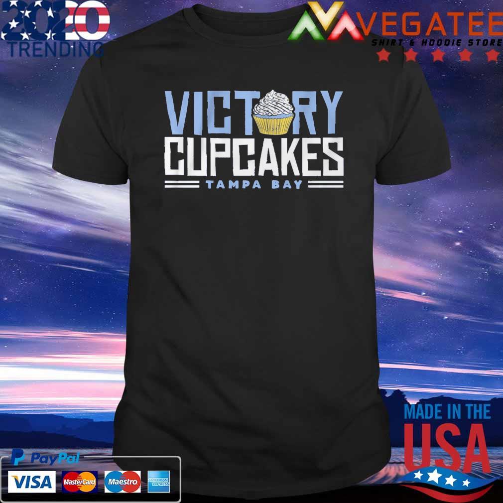 Victory Cupcakes Tampa Bay Lightning shirt
