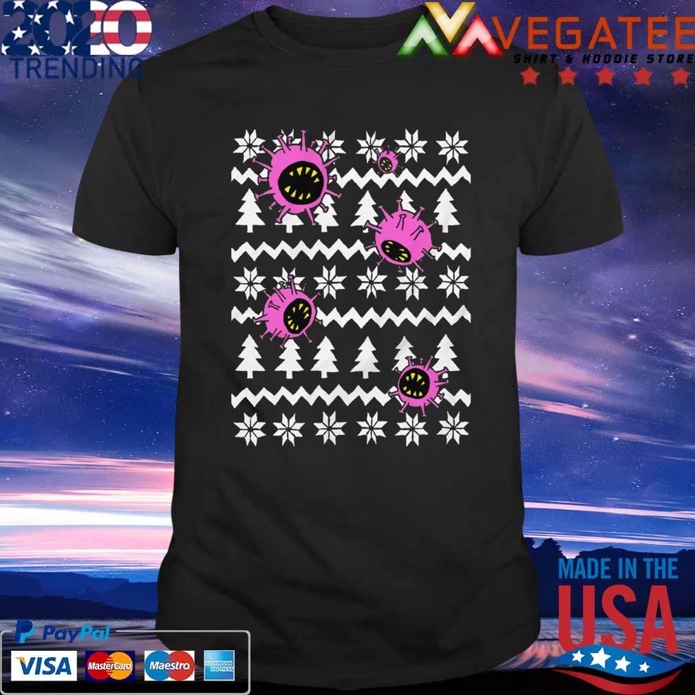 Virus 2020 Wonderland ugly Christmas shirt