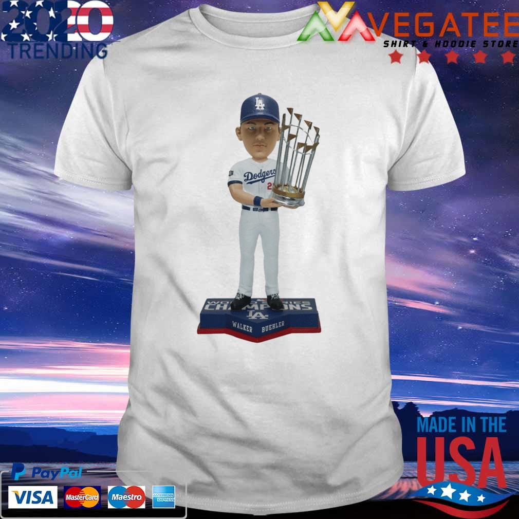 Walker Buehler Los Angeles Dodgers 2020 World Series Champions shirt