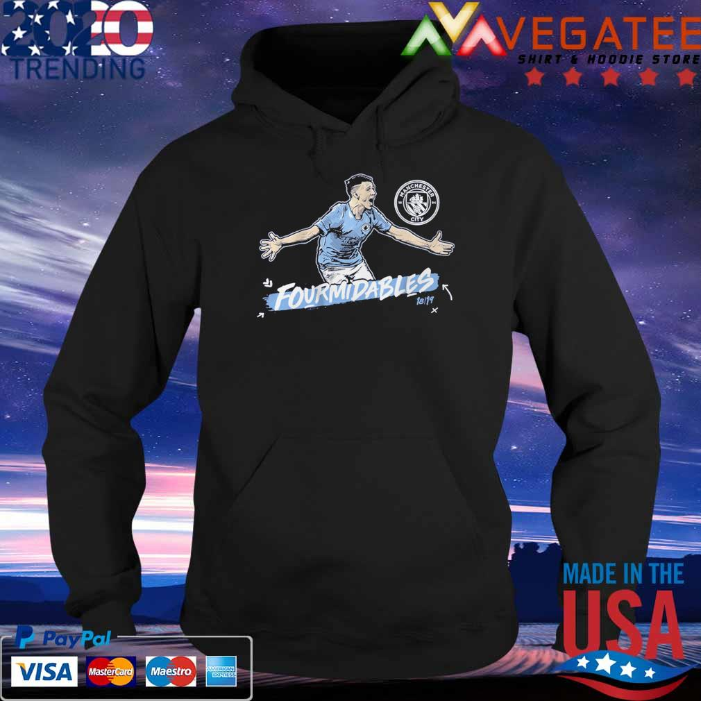 Manchester City Formidables 18 19 s Hoodie