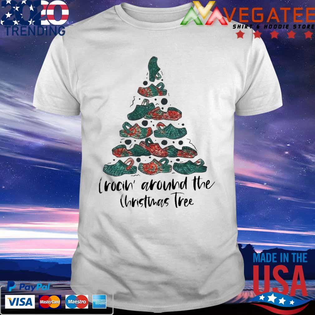Official Crocin' Around The Christmas Tree Shirt