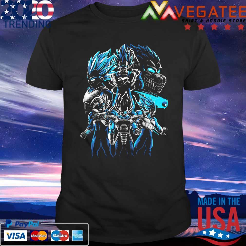 Vegeta Super Saiyan shirt