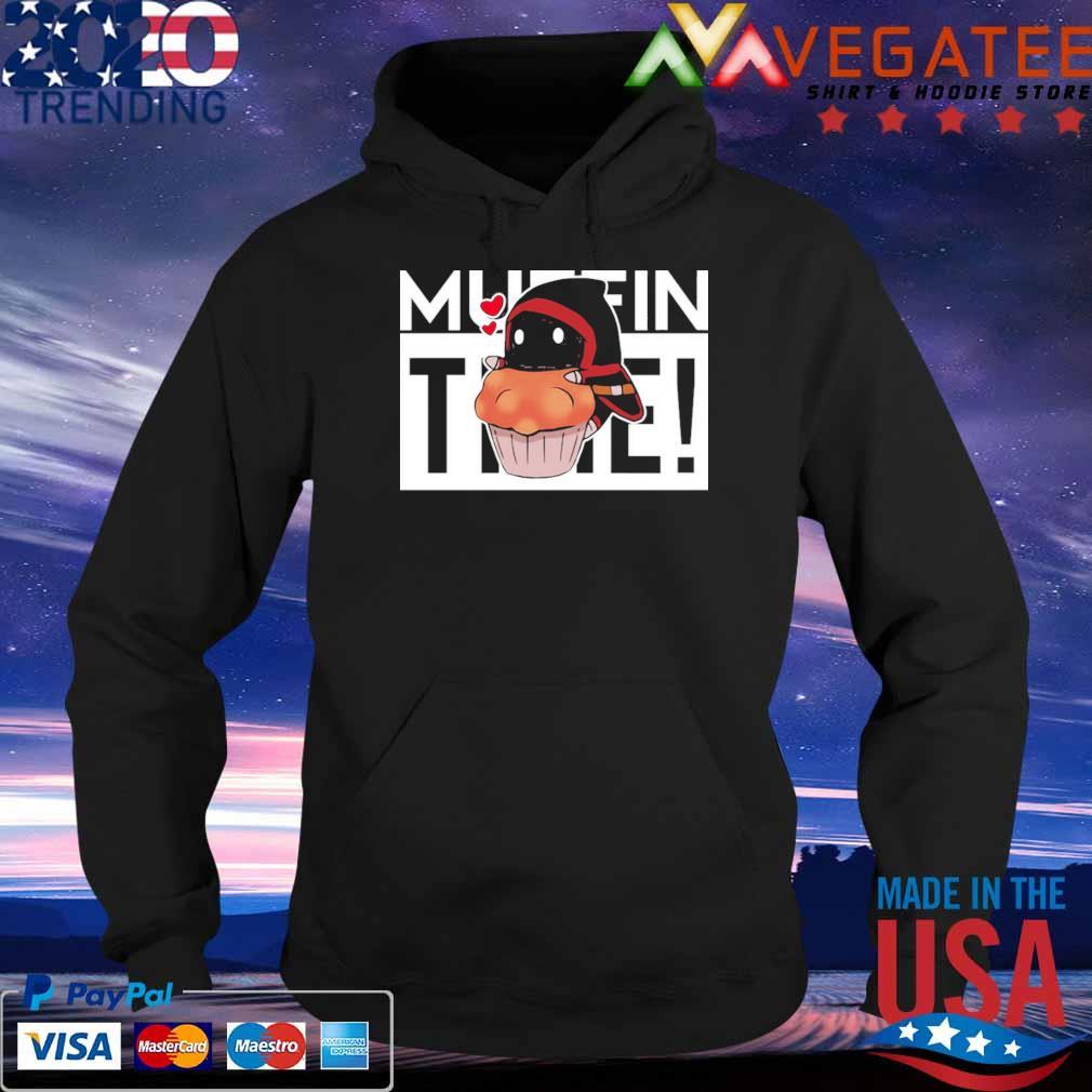 Badboyhalo Merch Muffin Time T-Shirt Hoodie