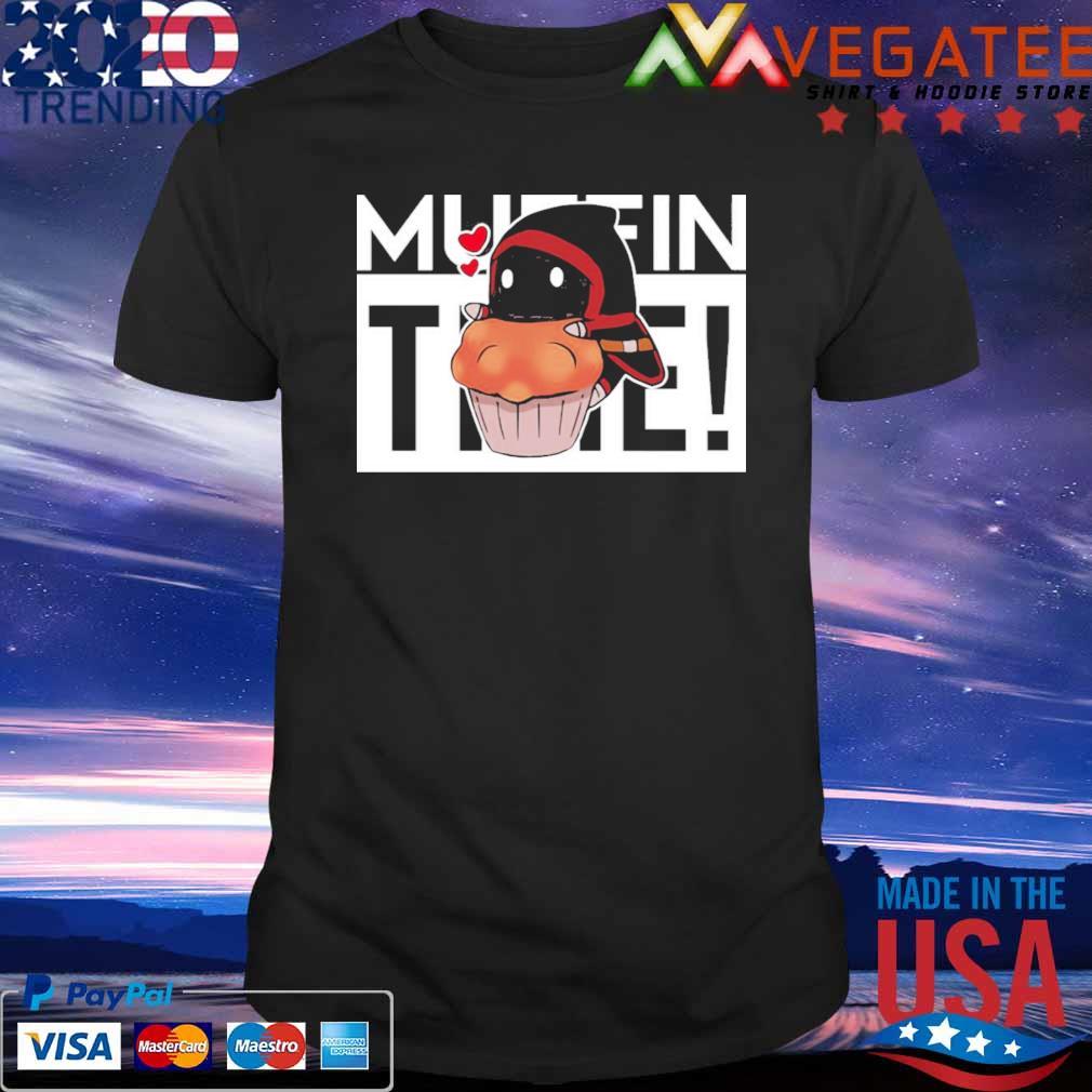 Badboyhalo Merch Muffin Time T-Shirt