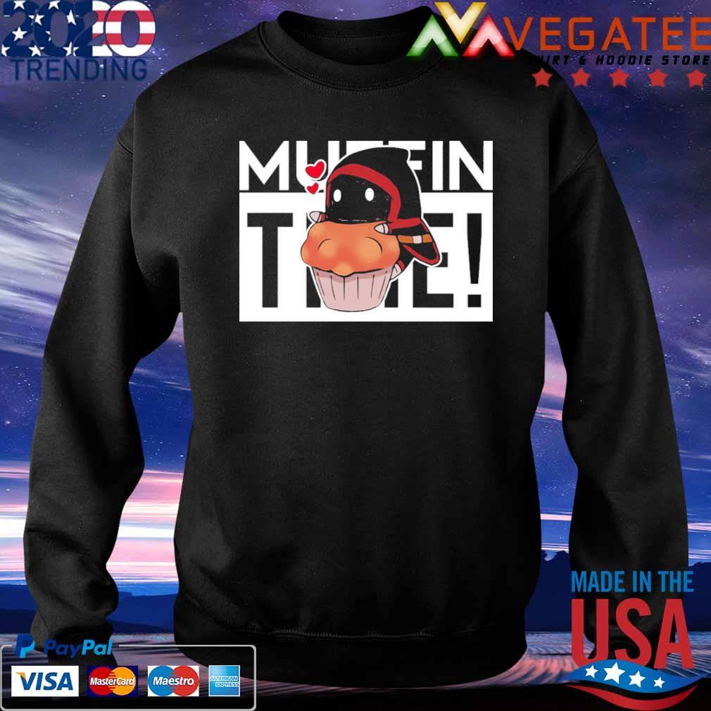 Badboyhalo Merch Muffin Time T-Shirt Sweatshirt