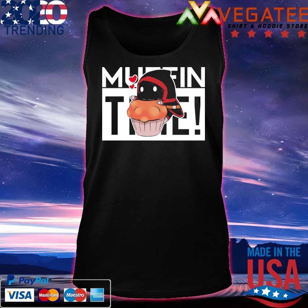 Badboyhalo Merch Muffin Time T-Shirt Tanktop