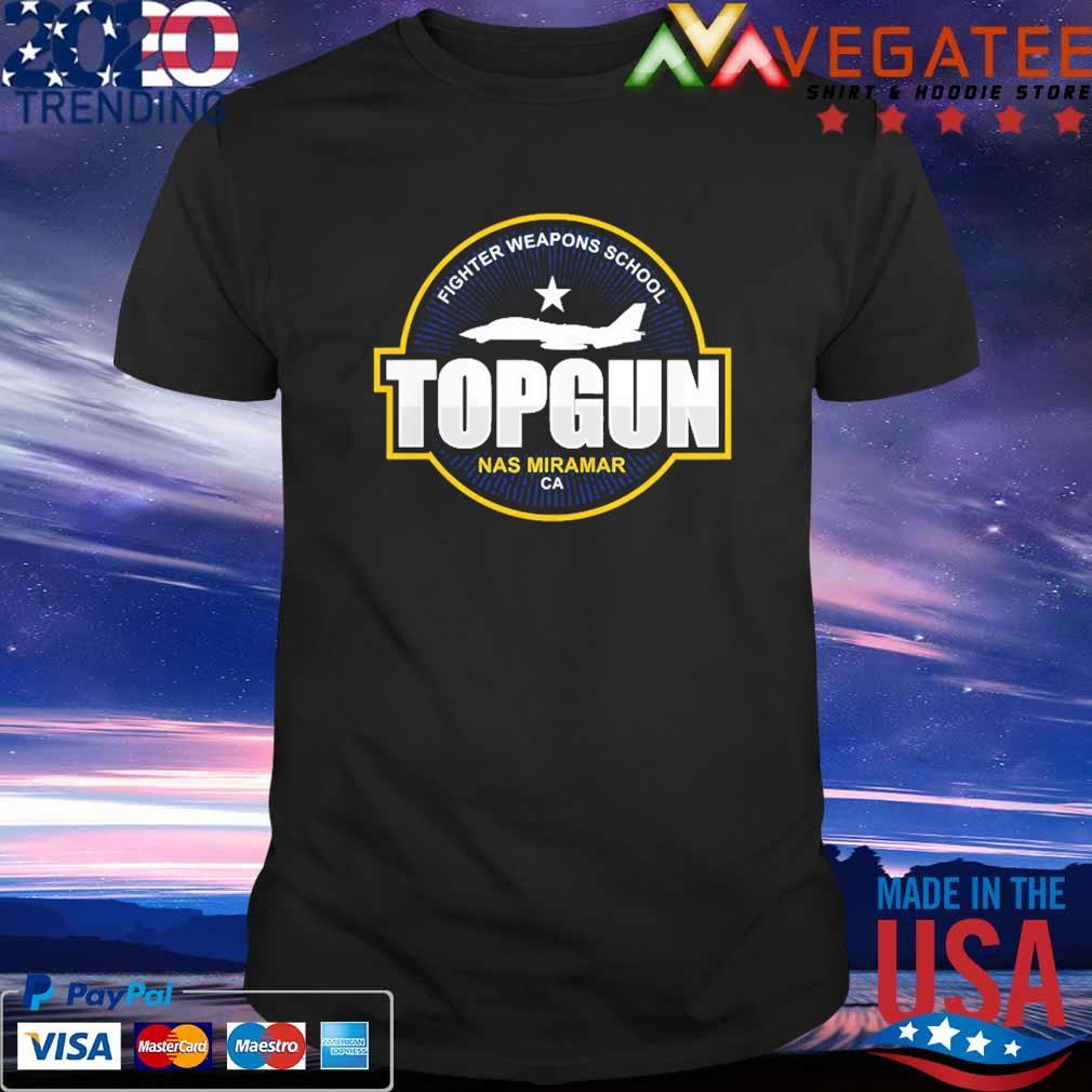 Fighter Weapons School Top Gun Nas Miramar CA T-Shirt