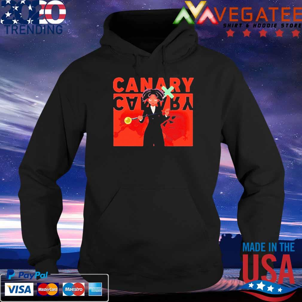 Official canary hunter x hunter s Hoodie