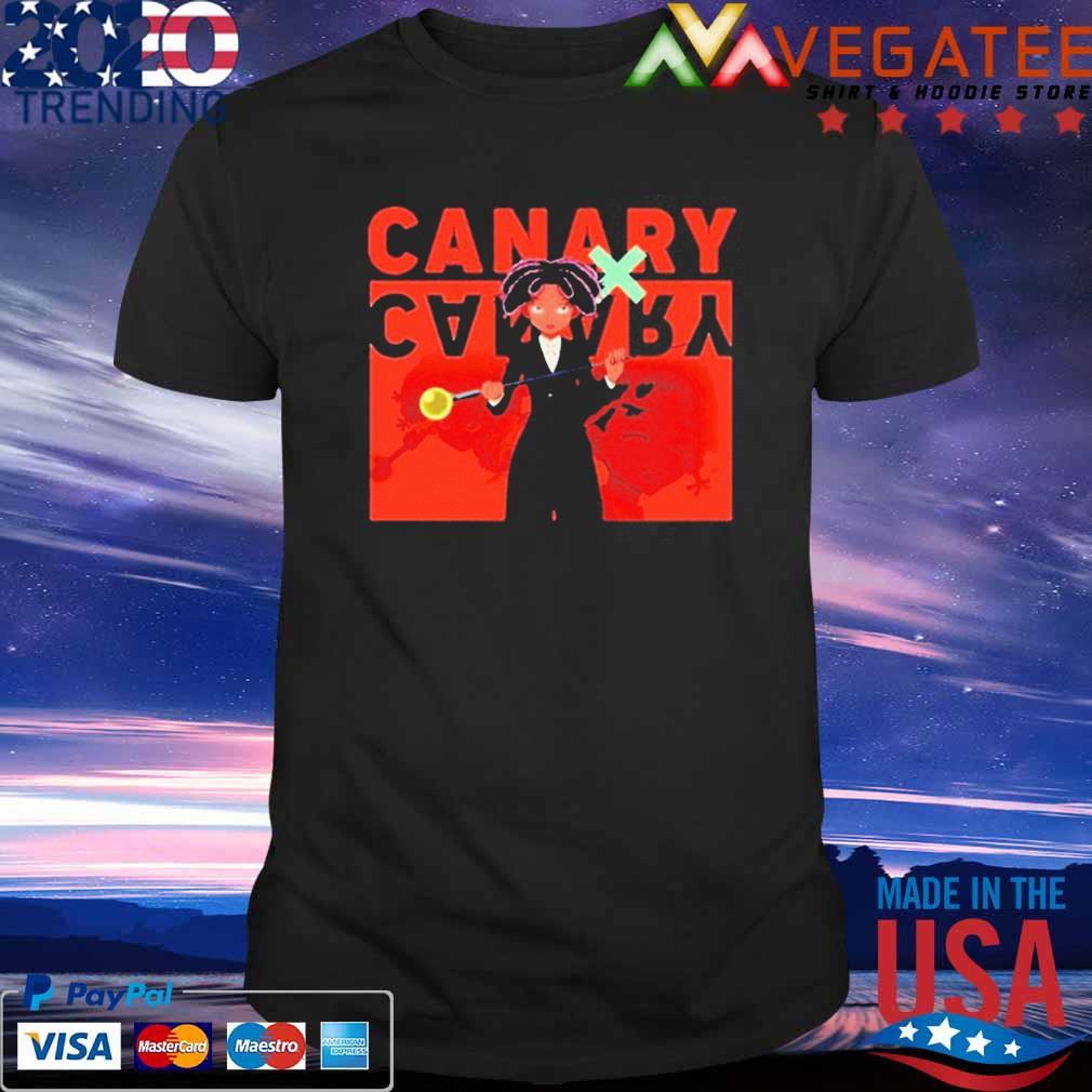 Official canary hunter x hunter shirt