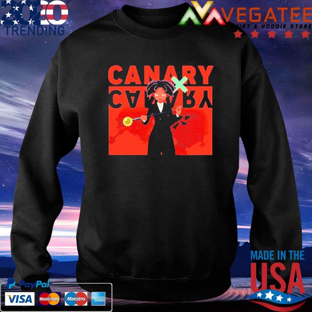 Official canary hunter x hunter s Sweatshirt