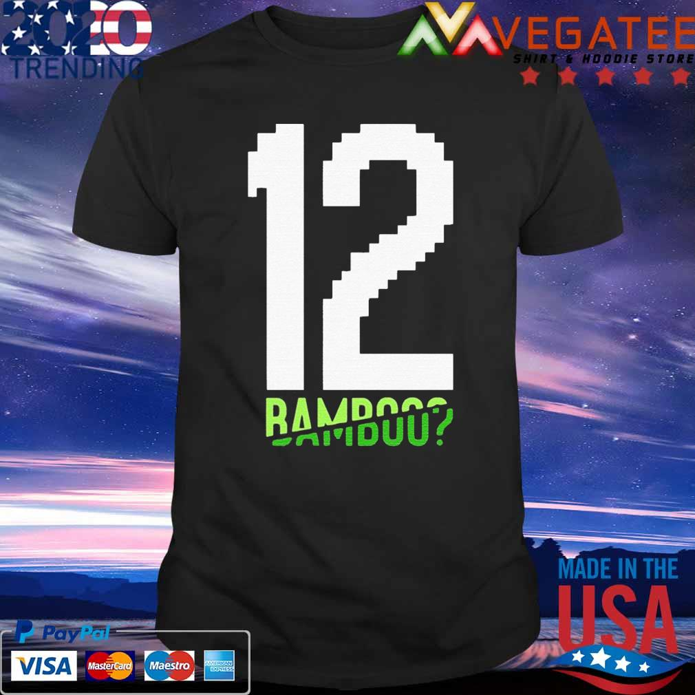 12 Bamboo shirt
