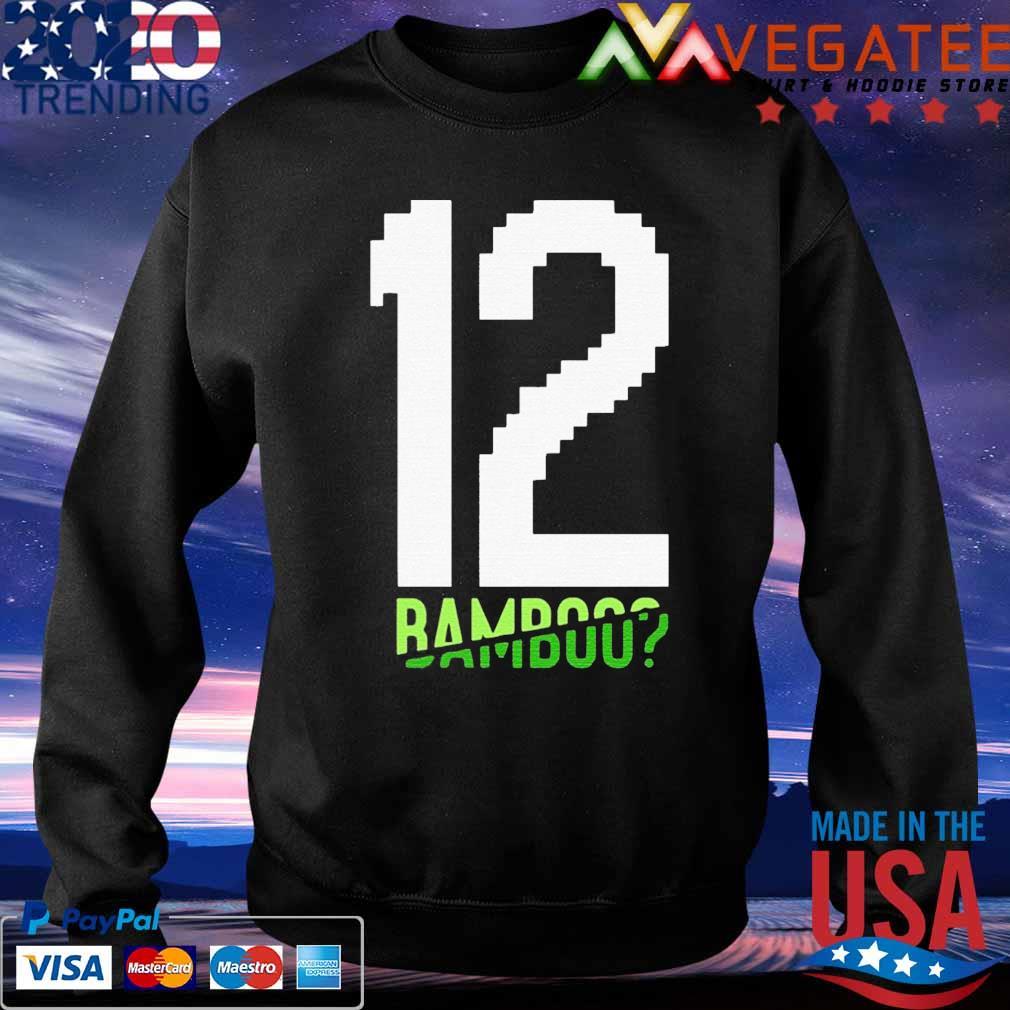 12 Bamboo s Sweatshirt
