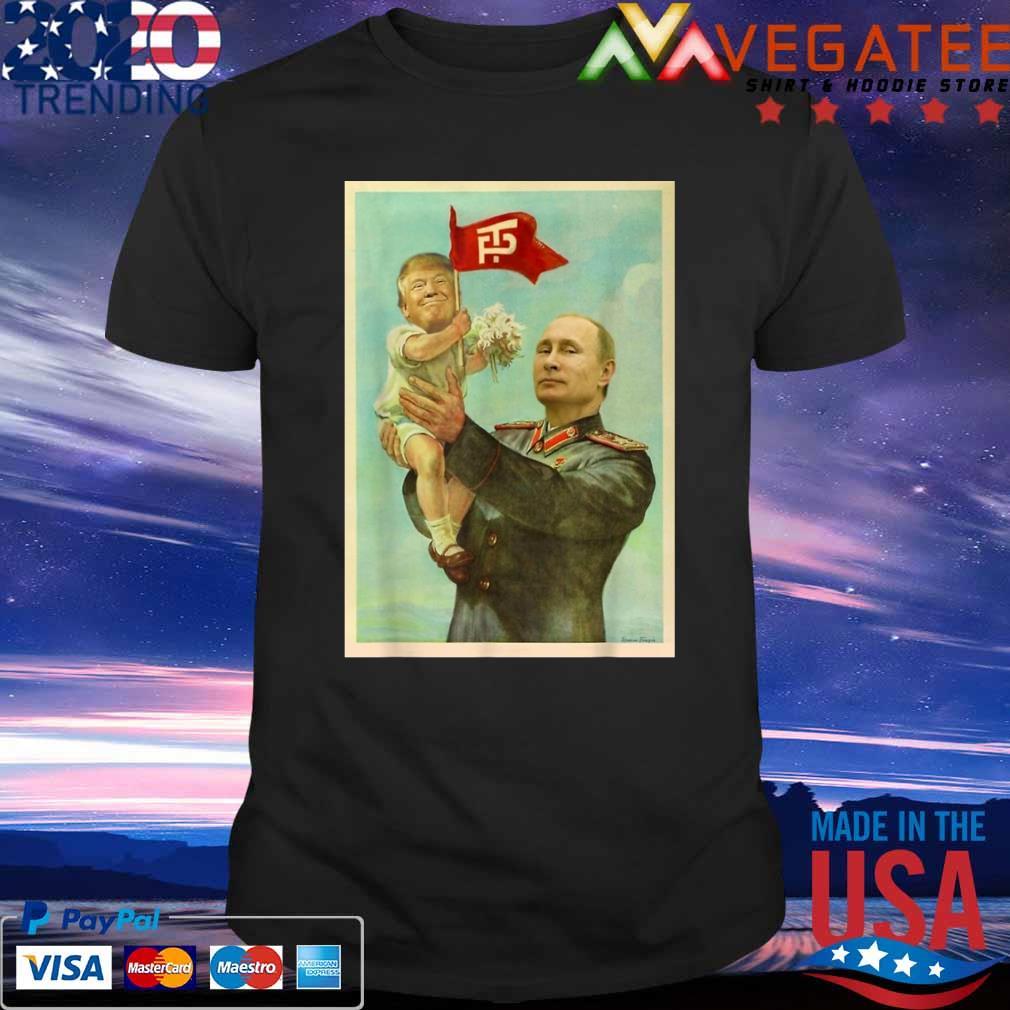 Baby Trump Putin shirt
