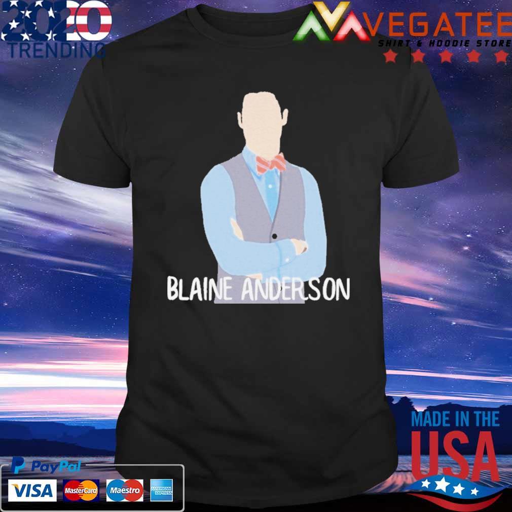Blaine Anderson Glee shirt