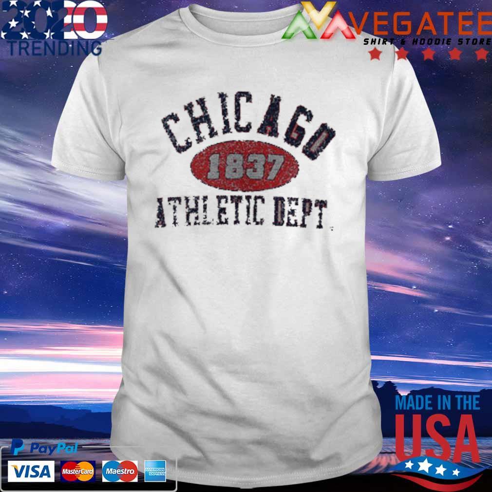 Chicago 1837 Athletic Dept shirt