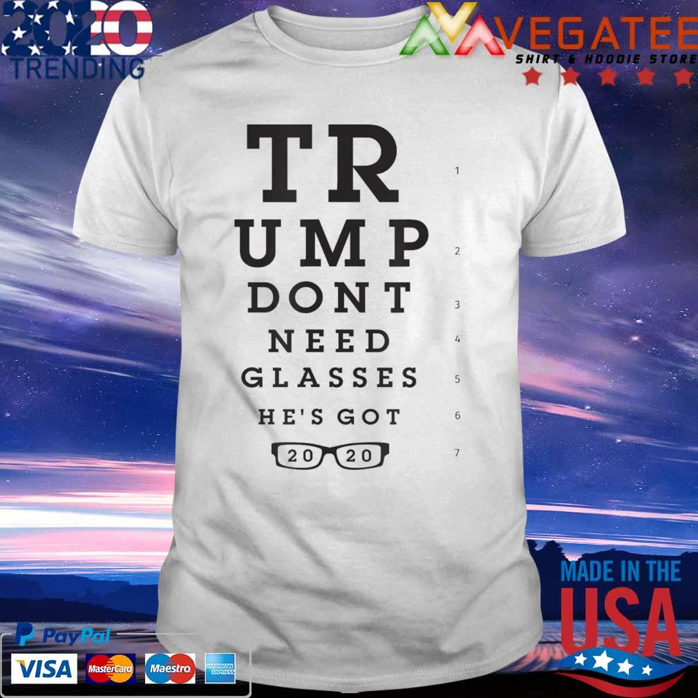 Donald Trump 2020 Pro Trump Supporters 46 President 2nd term shirt