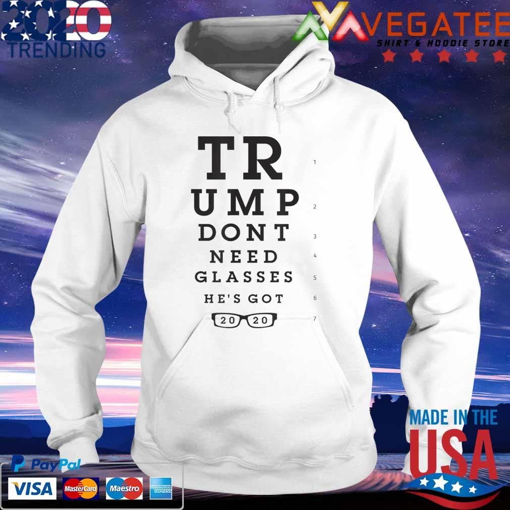 Donald Trump 2020 Pro Trump Supporters 46 President 2nd term s hoodie