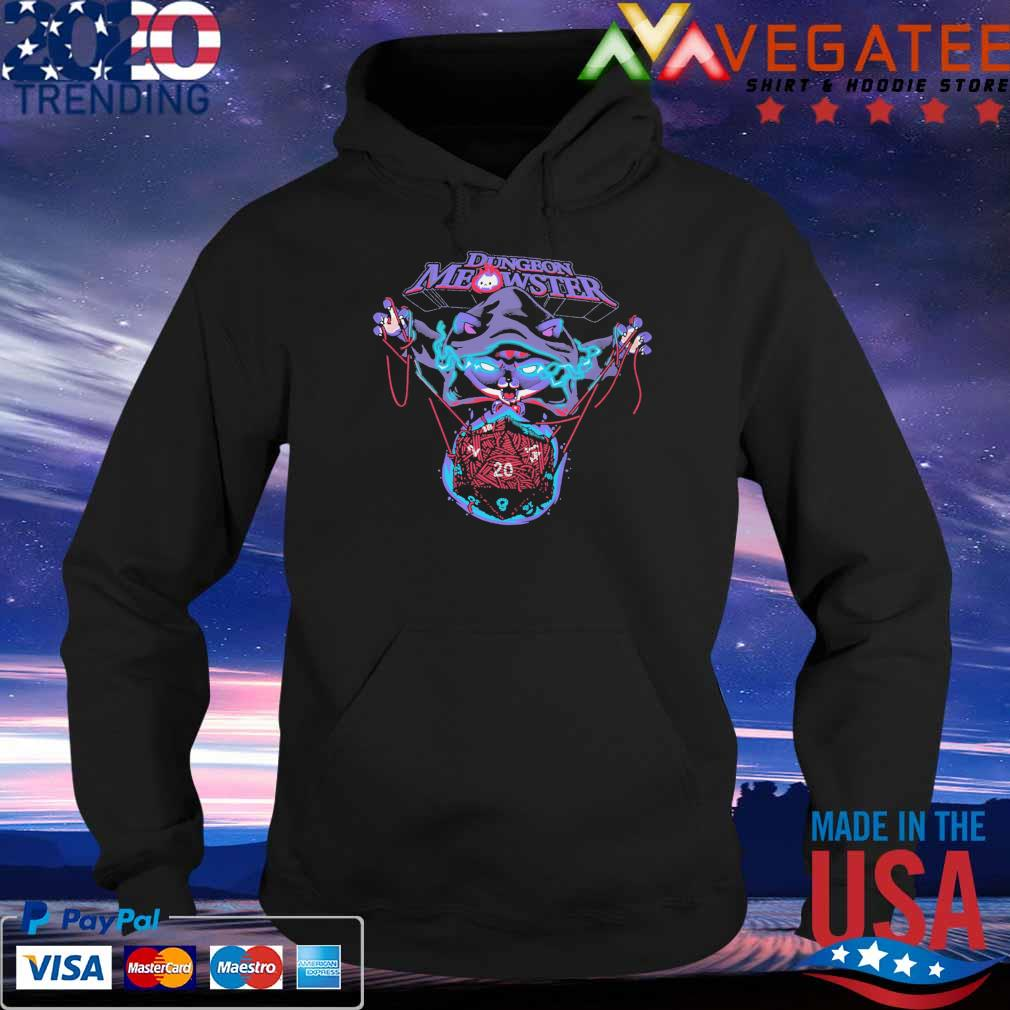 Dungeon Meowster Master s Hoodie