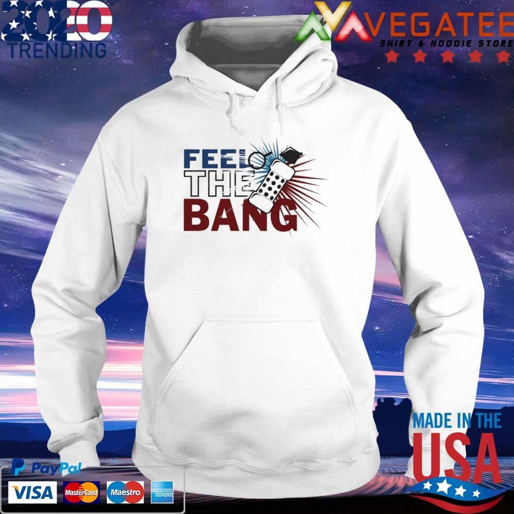 Official Feel the Bang s hoodie