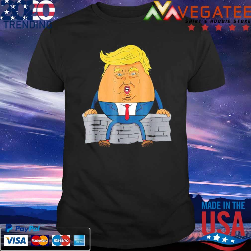 Order Now Donald Trump Wall shirt