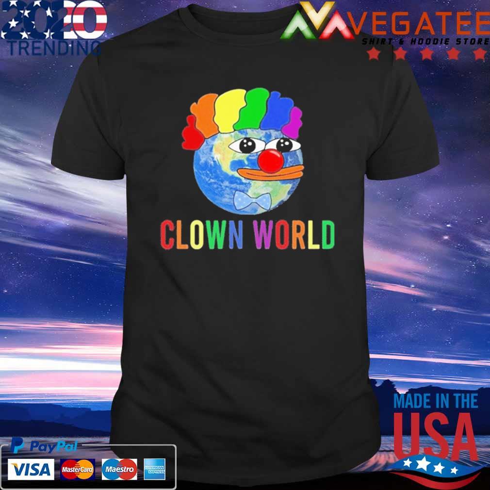 Clown World Clown Pepe Honk Honk Shirt