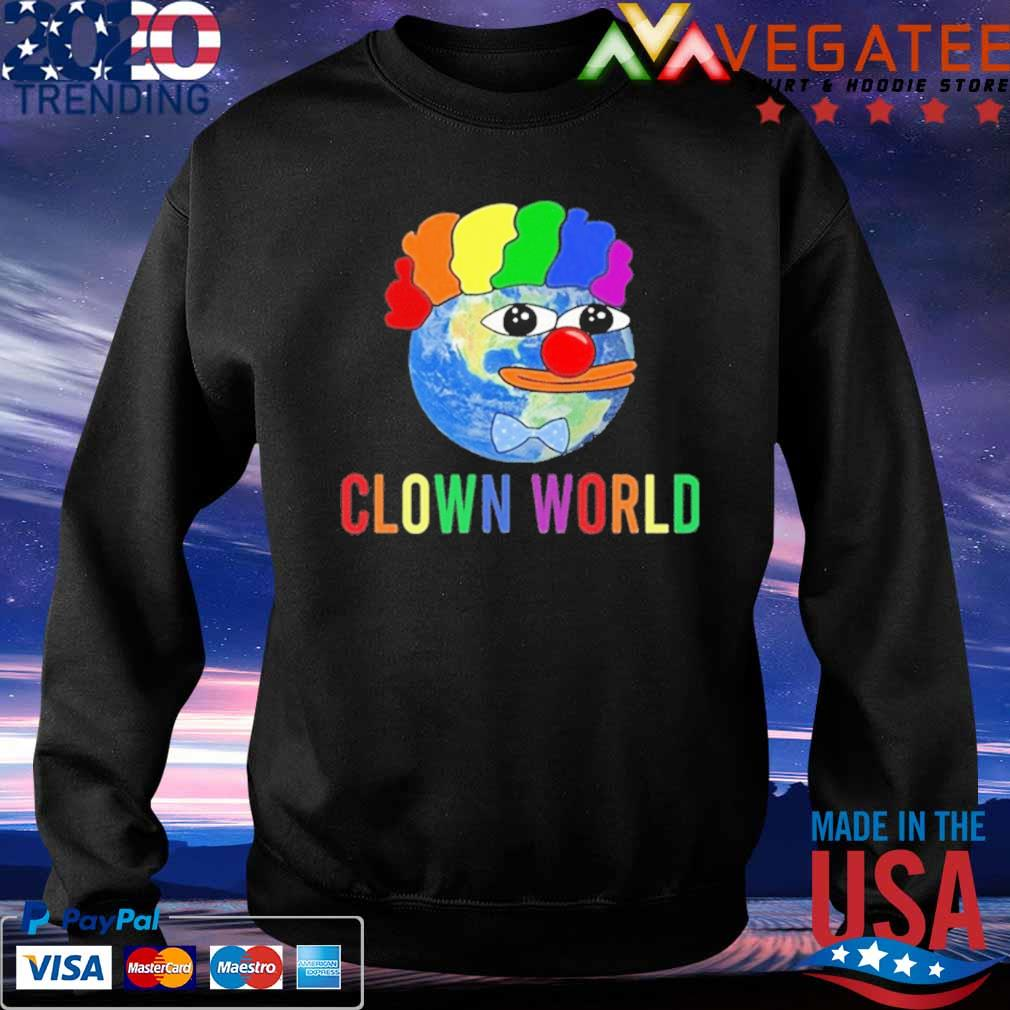 Clown World Clown Pepe Honk Honk Shirt Sweatshirt